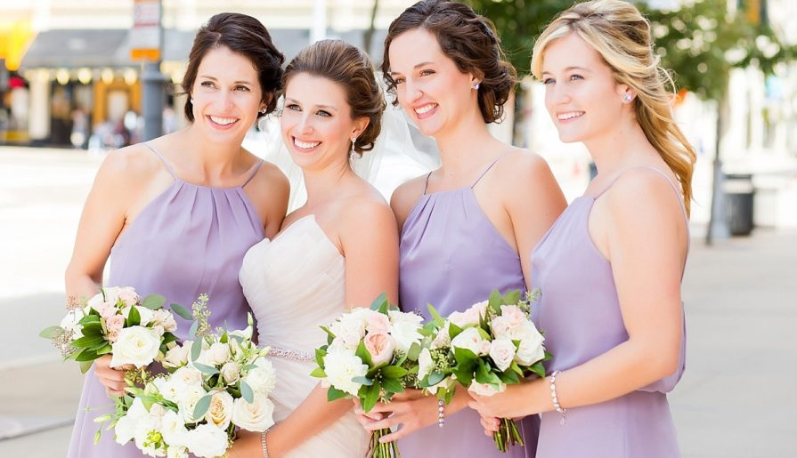 La Pomponnee Beauty Artisans - Pittsburgh Wedding Hair & Makeup & Burgh Brides Vendor Guide Member