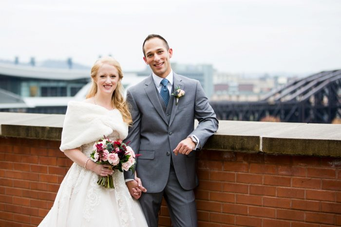 7 Reasons You Won't Regret Hiring Christina Montemurro Photography & Video. Find more wedding vendor recommendations at burghbrides.com!