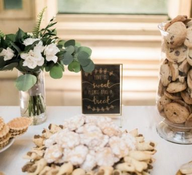 Pittsburgh Wedding Cookie Table Ideas from Burgh Brides