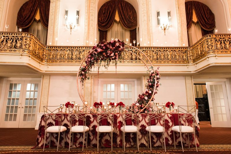 Mocha Rose Floral and Event Design - Pittsburgh Wedding Florist & Burgh Brides Vendor Guide Member