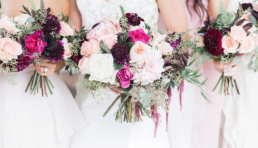 The Blue Daisy Floral Designs - Pittsburgh Wedding Florist & Burgh Brides Vendor Guide Member