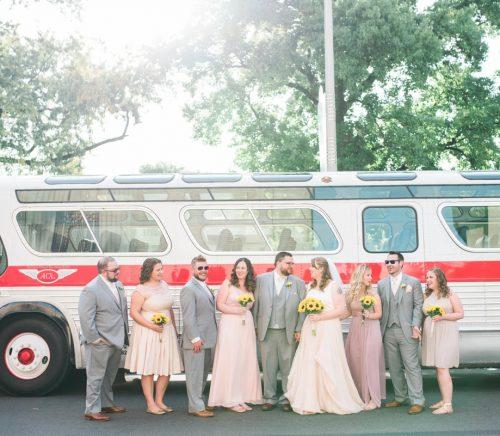 Antique Coach Excursions - Pittsburgh Wedding Shuttle & Burgh Brides Vendor Guide Member