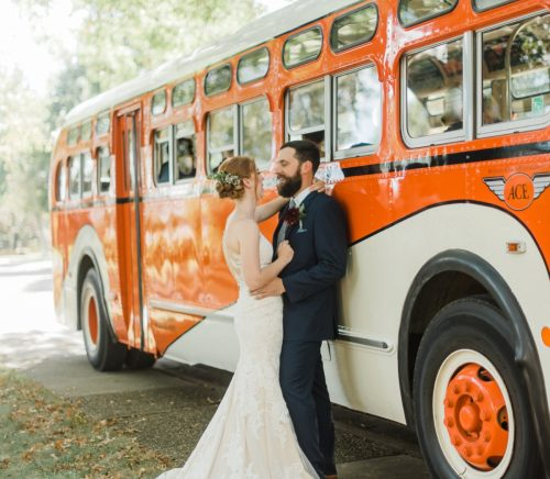 Antique Coach Excursions - Pittsburgh Wedding Shuttle & Burgh Brides Vendor Guide Member