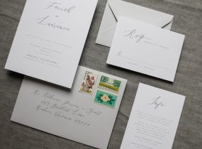 Hello Rachel Creative - Pittsburgh Wedding Stationery Designer & Burgh Brides Vendor Guide Member