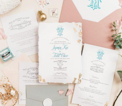 K. Flowers Designs - Pittsburgh Wedding Stationery Designer & Burgh Brides Vendor Guide Member