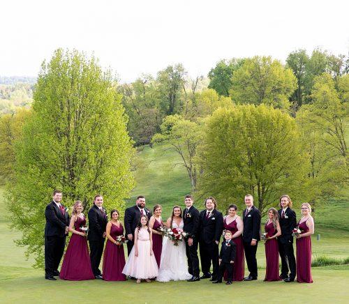 Edgewood Country Club - Pittsburgh Wedding Venue & Burgh Brides Vendor Guide Member