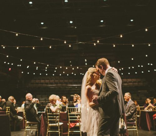 New Hazlett Theater - Pittsburgh Wedding Venue & Burgh Brides Vendor Guide Member