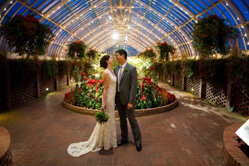 Phipps Conservatory and Botanical Gardens - Pittsburgh Wedding Venue & Burgh Brides Vendor Guide Member