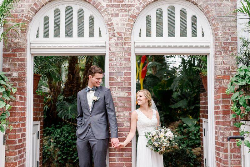 Phipps Conservatory and Botanical Gardens - Pittsburgh Wedding Venue & Burgh Brides Vendor Guide Member