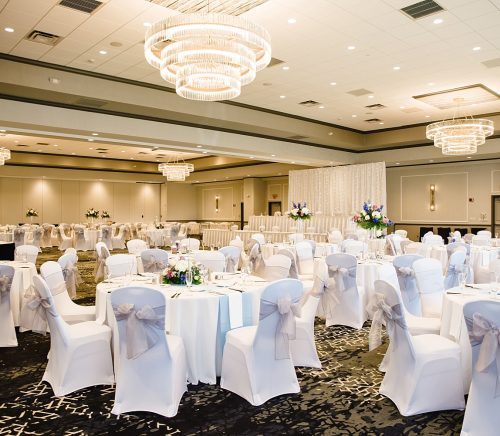 Hilton Garden Inn Pittsburgh Southpointe - Pittsburgh Wedding Venue & Burgh Brides Vendor Guide Member