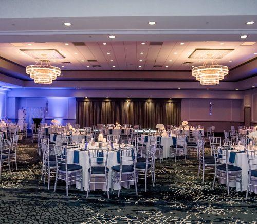 Hilton Garden Inn Pittsburgh Southpointe - Pittsburgh Wedding Venue & Burgh Brides Vendor Guide Member