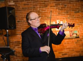 Steve Vance Electric Violin & DJ Music - Pittsburgh Wedding Violinist & DJ & Burgh Brides Vendor Guide Member