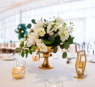Elegant Soft Blue Phipps Conservatory Pittsburgh Wedding. For more wedding inspiration, visit burghbrides.com!