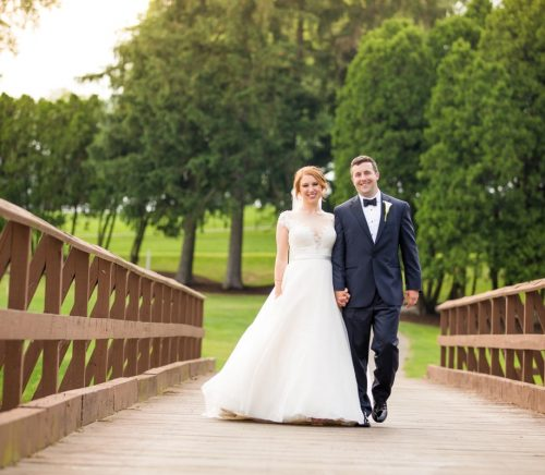 Gold & Navy Blue Pittsburgh Wedding at the Butler Country Club. For more wedding inspiration, visit burghbrides.com!