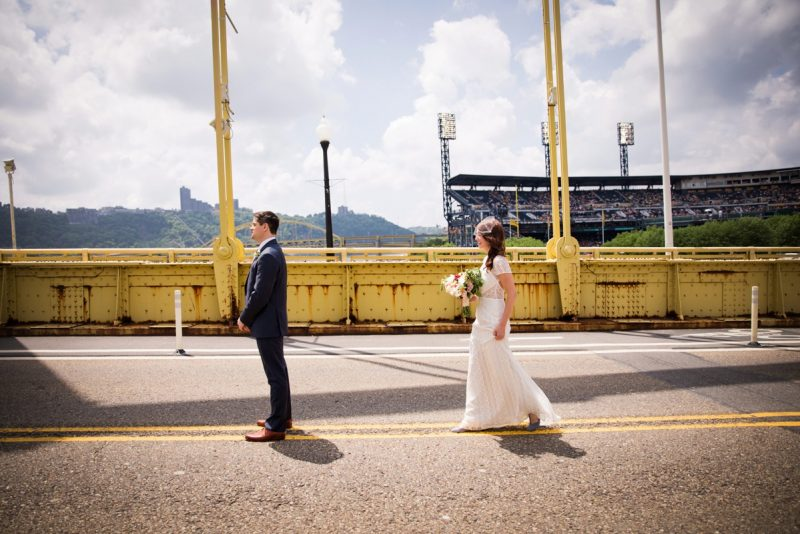 School Themed Pittsburgh Wedding at the ACE Hotel. For more wedding inspiration, visit burghbrides.com!
