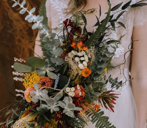 Botanical Boho Wedding Inspired Styled Shoot. For more wedding inspiration, visit burghbrides.com!