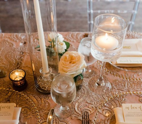 Girly Glam Pittsburgh Wedding at Irons Mill Farmstead. For more wedding ideas, visit burghbrides.com!