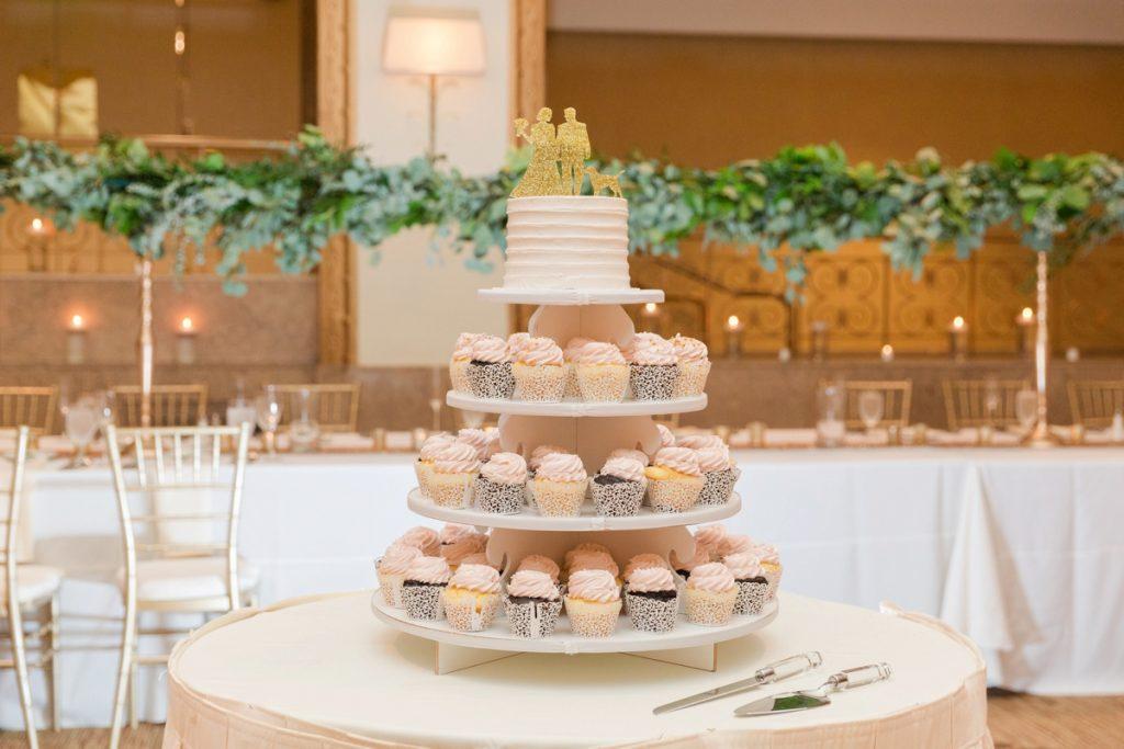 Dreamy Neutral Omni William Penn Hotel Wedding. For more wedding inspiration, visit burghbrides.com!