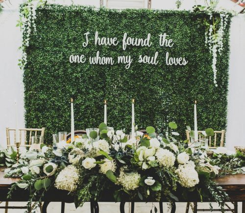 Elegant Greenhouse Pittsburgh Wedding at Simmons Farm. For more wedding inspiration, visit burghbrides.com!
