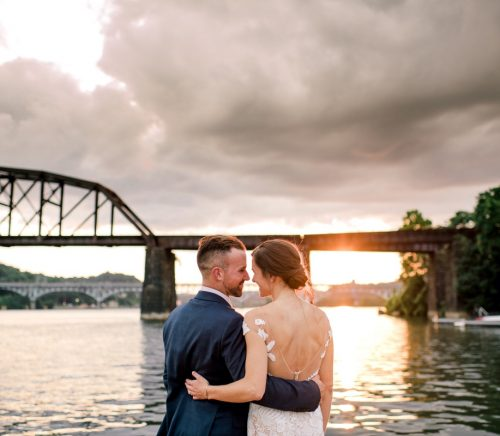 Celestial Inspired Soiree at Riverfront Weddings. For unique wedding ideas, visit burghbrides.com!