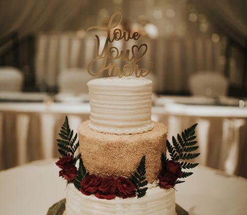 Rich Burgundy Wedding at the Hilton Garden Inn Southpointe. For more wedding inspiration, visit burghbrides.com!
