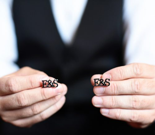 Classic Black Tie Wedding at the Omni William Penn. For more fabulous wedding inspiration, visit burghbrides.com!