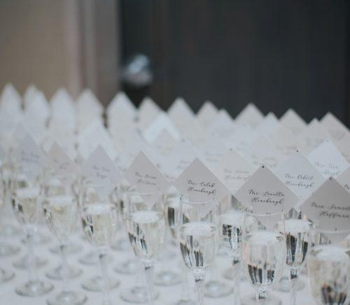 Classic Contemporary Wedding at the Duquesne Power Center. For more timeless wedding ideas, visit burghbrides.com!