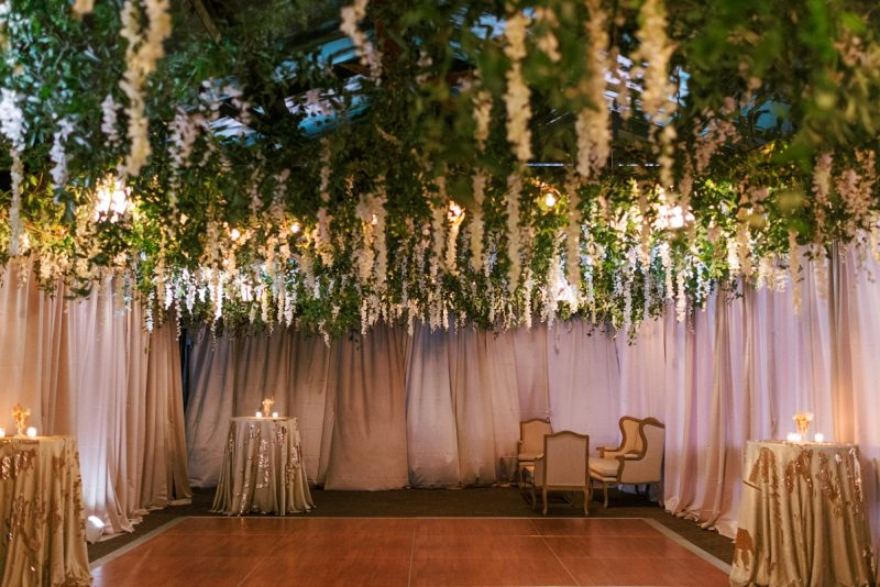 Incredibly Romantic Wedding at the Grand Concourse. For more beautiful wedding inspiration, visit burghbrides.com!