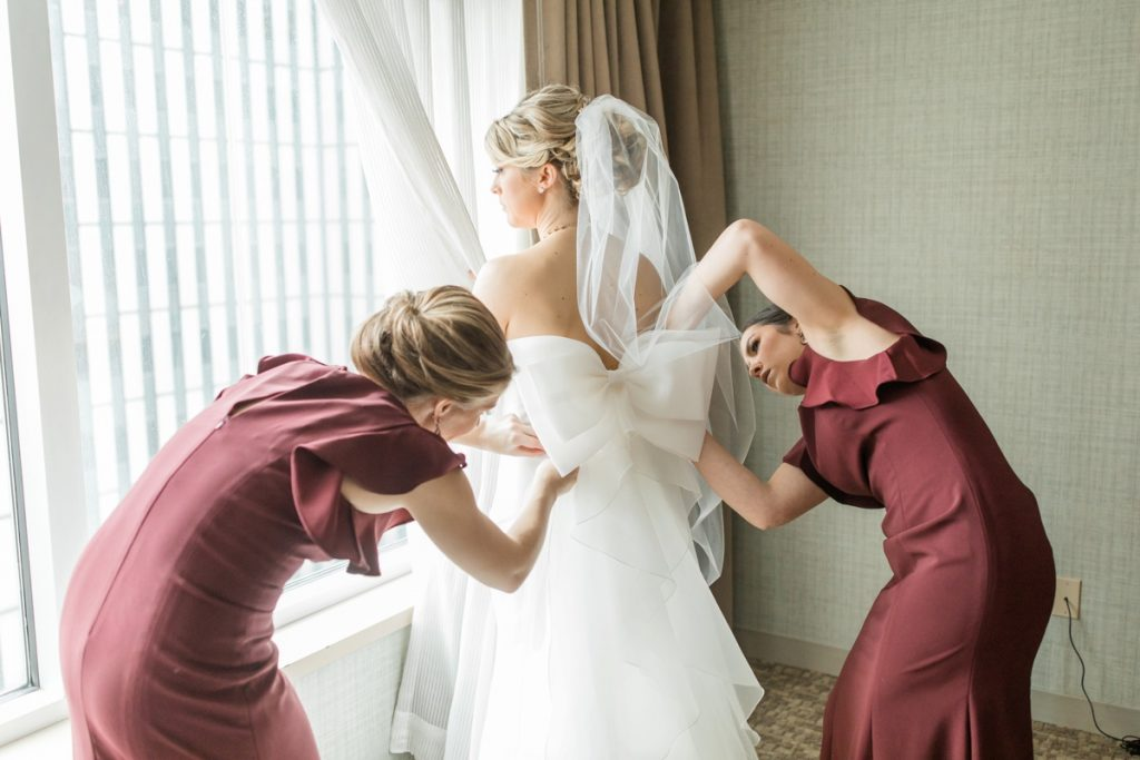 Vintage Yet Modern Wedding at The Pennsylvanian. For more gorgeous wedding inspiration, visit burghbrides.com!