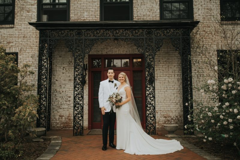 Relaxed Wedding at Succop Conservancy Inspired by Nature. For more outdoor wedding ideas, visit burghbrides.com!