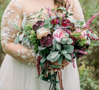 Whimsical Succop Conservancy Wedding with Burgundy & Blush Details. For more unique wedding ideas, visit burghbrides.com!