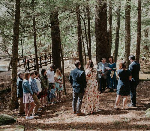 Epically Cool Block Party Wedding. For more unique wedding ideas, visit burghbrides.com!