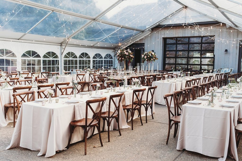 Romantic Vintage Wedding at Pittsburgh Botanic Garden. For more pretty wedding ideas, visit burghbrides.com!