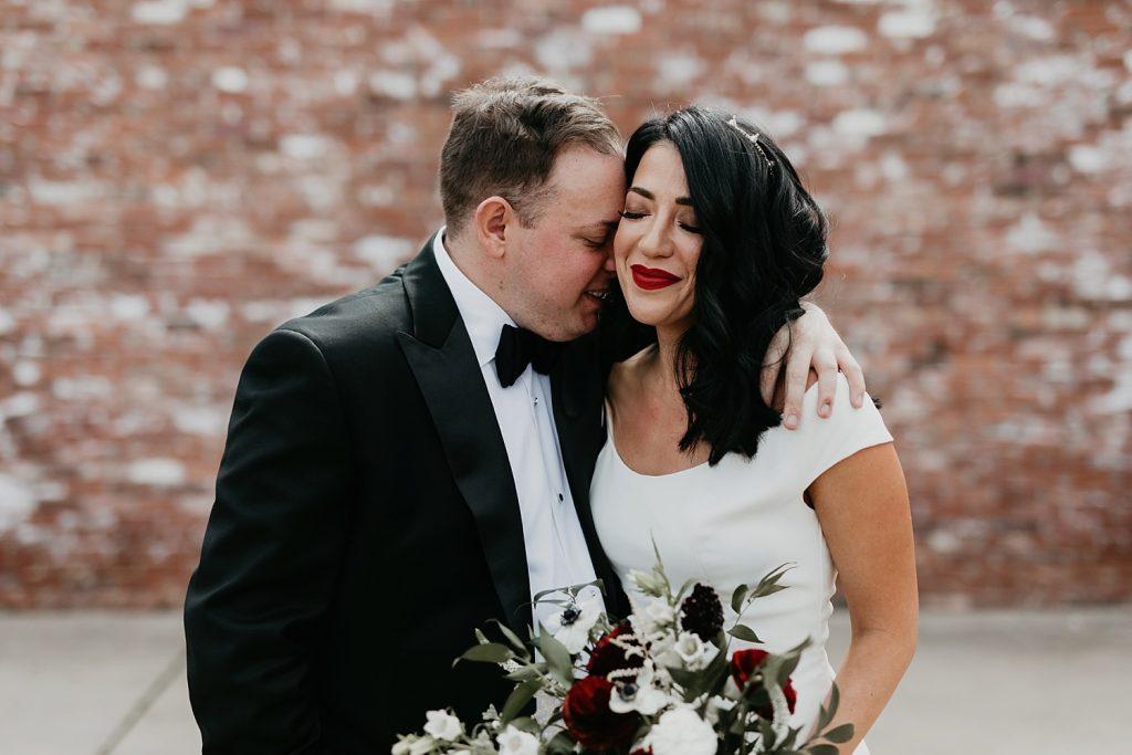 Clean & Modern J. Verno Studios Wedding