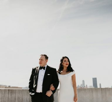Clean & Modern J. Verno Studios Wedding