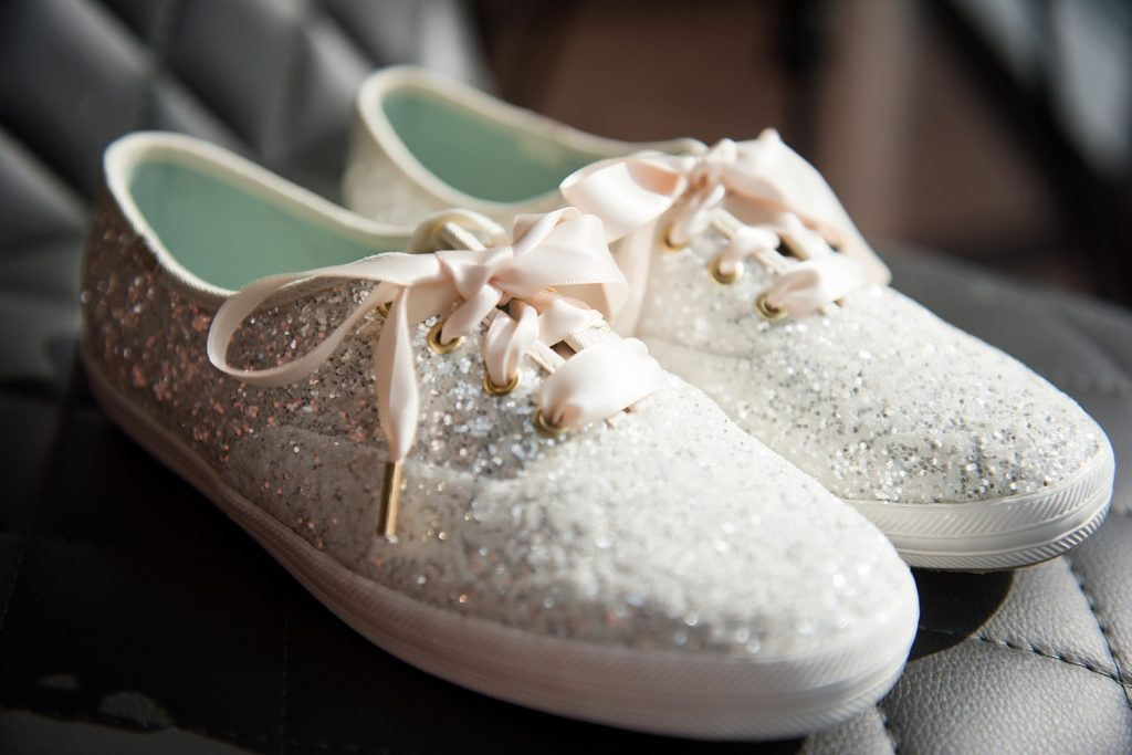 Stylish Bridal Shoes from Real Pittsburgh Brides. For more bridal style ideas, visit burghbrides.com!