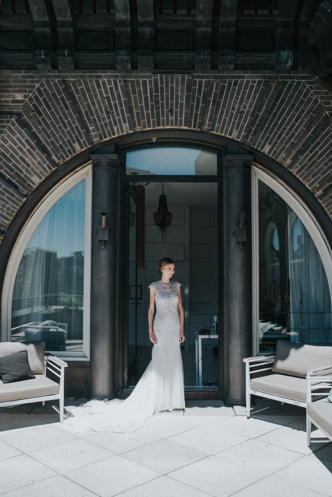 2019's Most Beautiful Pittsburgh Wedding Dresses. For more bridal style inspiration, visit burghbrides.com!