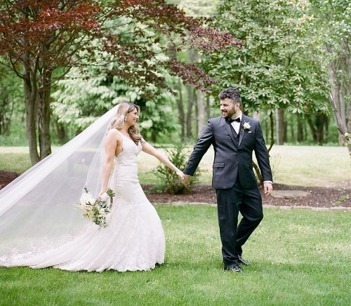 Elegant Timeless Wedding at The Grand Estate at Hidden Acres. For more luxury wedding ideas, visit burghbrides.com!