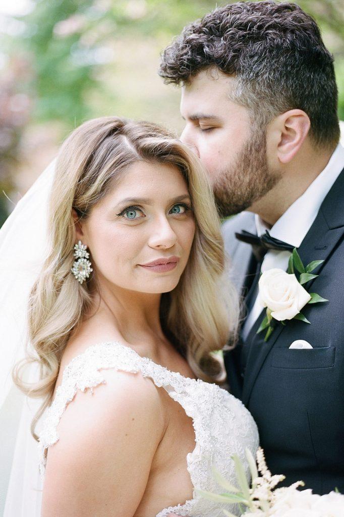 Elegant Timeless Wedding at The Grand Estate at Hidden Acres. For more luxury wedding ideas, visit burghbrides.com!