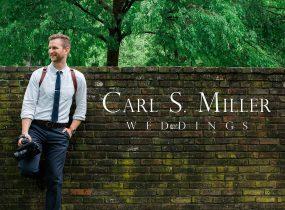 Carl S. Miller Weddings - Pittsburgh Wedding Videographer & Burgh Brides Vendor Guide Member