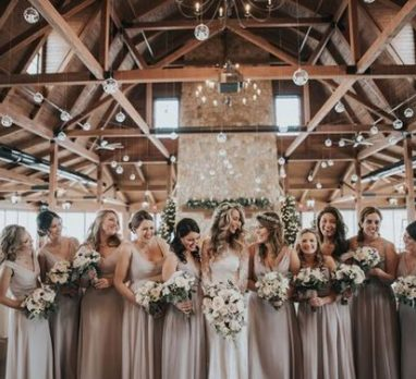 Smoky Neutral Wedding Inspiration. For more wedding color palette ideas, visit burghbrides.com!