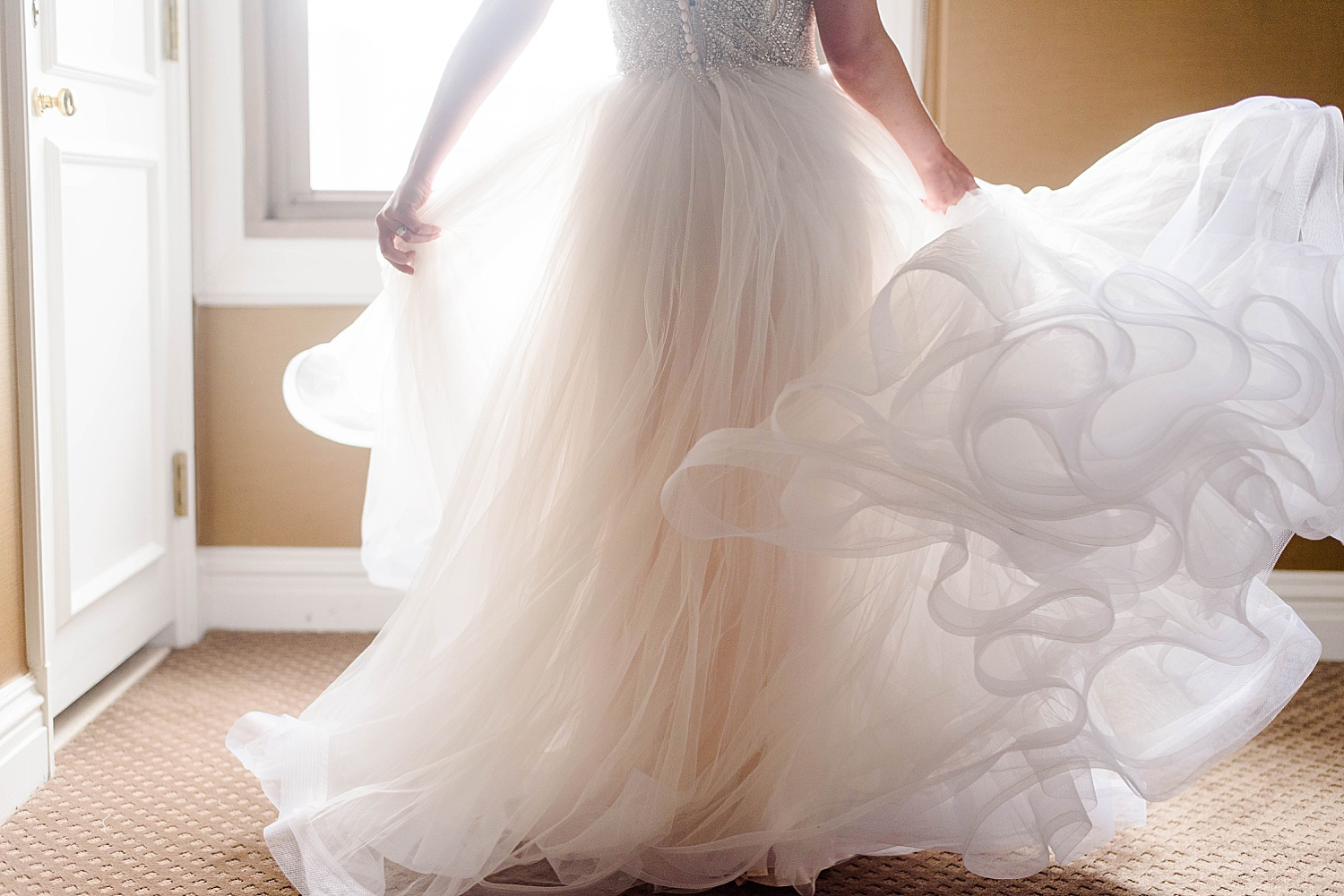 Wedding Gown Cleaning & Preservation FAQs - Burgh Brides - A