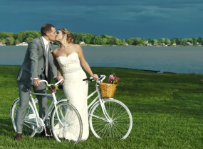 Just Hitched Films - Pittsburgh Wedding Videographer & Burgh Brides Vendor Guide Member