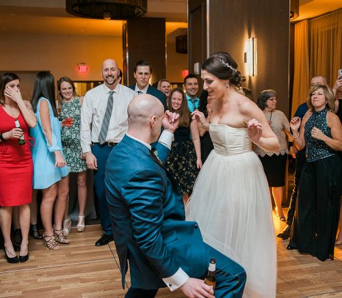 Andy Booth Productions - Pittsburgh Wedding DJ & Burgh Brides Vendor Guide Member