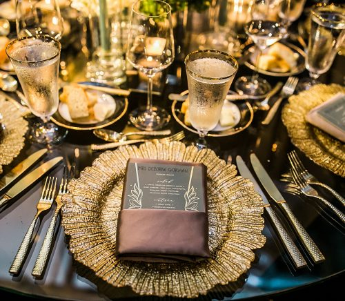 Incredible Pittsburgh Opera Wedding with Art Deco Vibes. For more luxury wedding ideas, visit burghbrides.com!