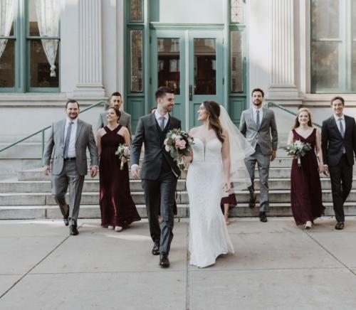 Luxe Redux Bridal - Pittsburgh Bridal Boutique & Burgh Brides Vendor Guide Member
