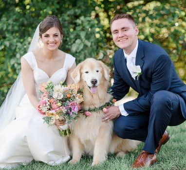 Dog-Friendly Pittsburgh Wedding Venues. For more Pittsburgh wedding inspiration, visit burghbrides.com!