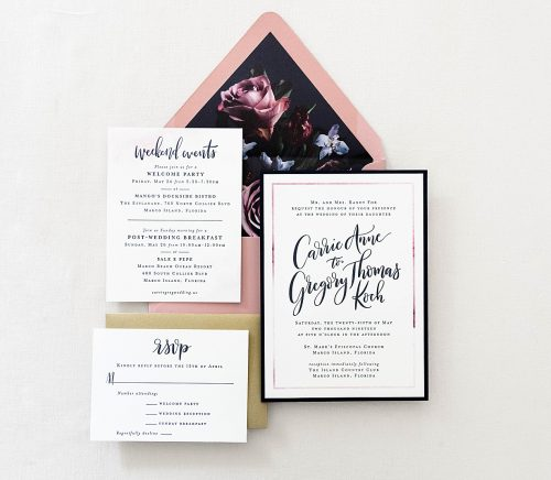 Fresh Cut Prints - Pittsburgh Wedding Stationery Designer & Burgh Brides Vendor Guide Member