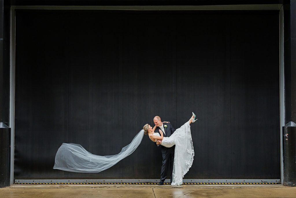Perfectly Offbeat Fall Wedding at the Sheraton Pittsburgh Airport. For more fall wedding ideas, visit burghbrides.com!