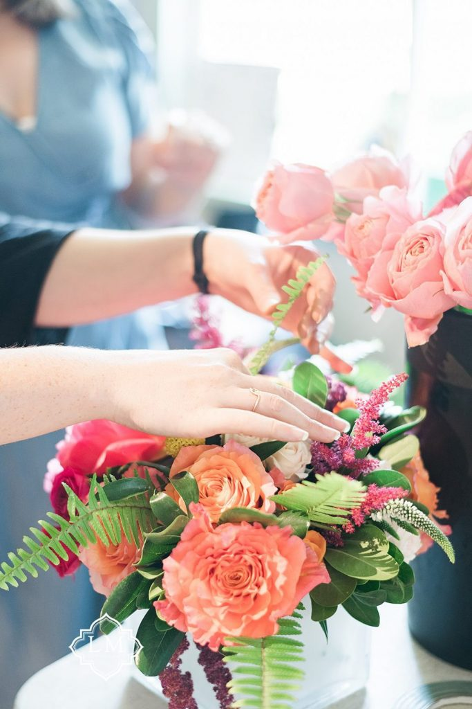 The Truth About the Cost of Wedding Flowers. For more wedding planning tips, visit burghbrides.com!
